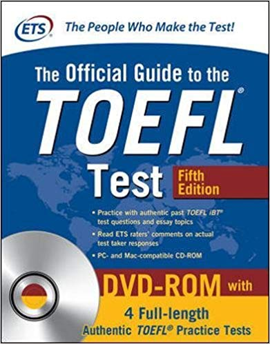 Official Guide to the TOEFL