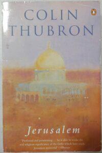 Jerusalem by Colin Thubron